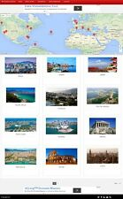TRAVEL and VACATION WEBSITE BUSINESS! FULLY DEVELOPED, MOBILE FRIENDLY WEBSITE