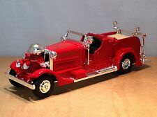 EASTWOOD #11 NYC VOLUNTEER FIRE DEPT 1937 AHRENS FOX FIRE DIE CAST TRUCK by ERTL