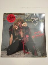 "Twisted Sister Stay Hungry 12"" Record Vinyl 80156-1 ~ SEALED"