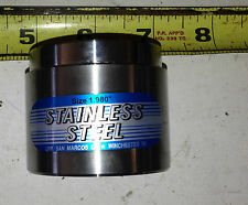 1.980 Stainless Steel Boat Trailer Bearing Buddy BULK EACH 1980SS