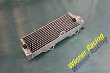 LEFT ALUMINUM RADIATOR HUSQVARNA WR/CR 125/250/300/360 2000-2011 2010 2009 2008