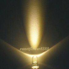 2000pcs 3mm Round warm white led leds light Ultra bright lamp Warm White 3mm LED