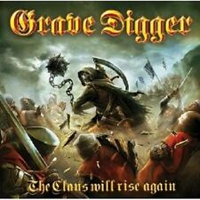 "GRAVE DIGGER ""THE CLANS WILL RISE AGAIN"" CD NEU"