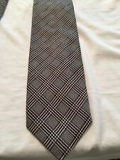 NEW Authentic Canali Gray Tie Italy designer