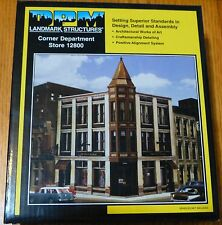 DPM Design Preservation Models HO #12800 Corner Department Store - DPM (Building