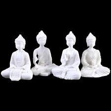 Mini White Thai Buddha. Buddhist / Buddhism / Meditation. New.