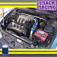 93 94 95 96 97 FORD PROBE GT MAZDA MX6 626 2.5L V6 COLD AIR INTAKE KIT Blue