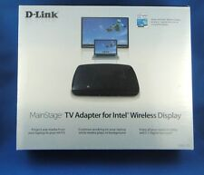 D-Link MainStage TV Adapter for Intel Wireless Display - DHD-131 - Brand New