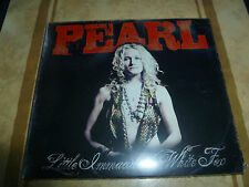 Pearl - Little Immaculate White Fox (NEW 2010) MEAT LOAF ANTHRAX MOTHER SUPERIOR