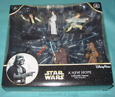 Star Wars 2015 A NEW HOPE Set of 6 Figures Disney Parks Exclusive