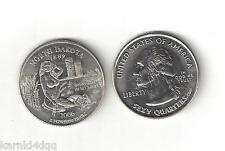 NORTH DAKOTA NUDE SEXY BUSTY GIRL WOMAN LADY STATE QUARTER NOVELTY COIN TOKEN