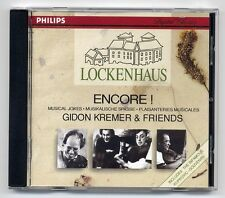 Gidon Kremer & Friends CD Encore Musical Jokes Musikalische Spässe 78 668 1