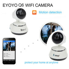 Q6 1.3MP HD 720P IP Wifi CCTV Camera 2-Way Talking Pan Tilt Night Baby Monitor