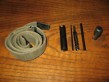 Veteran Yugo SKS Sling green web good condition with buttstock cleaning kit ak
