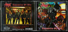 HIRAX - ASSASSINS OF WAR  CD 2006 BLACK DEVIL RECORDS METAL