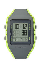 Reebok ZigTech Gray Quartz Digital Unisex Watch RF-WZ1-G9-PSIS-MB