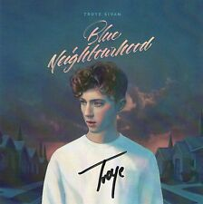 TROYE SIVAN Blue Neighbourhood SIGNED Deluxe Edition CD + Postcard *New/Sealed*