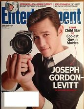 Entertainment Weekly Joseph Gordon-Levitt Don Jon Michelle Rodriguez Oct 2013
