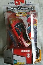 Transformers Rare Cypertron Primus Unleash Excellion