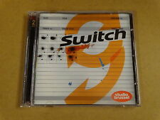 2-CD STUDIO BRUSSEL / SWITCH 9