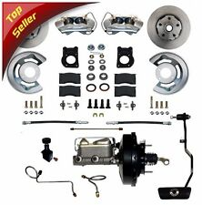 1967 68 69 Cougar Mustang Front disc brake conversion kit power-auto trans