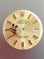 1601/1603 Non Quick Set Date just Micky Dial