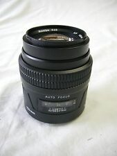 Mamiya AF 150MM F3.5 Telephoto Lens for all Mamiya & Phase One AF Cameras AS IS