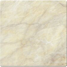 Cream Marble Shower Panels - 2.6m x 1m Interlocking Plastic Sheets / Boards