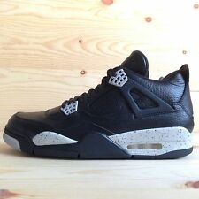 NIKE RETRO AIR JORDAN IV OREO BASKETBALL SHOES LASER UNDFTD RARE AIR 10