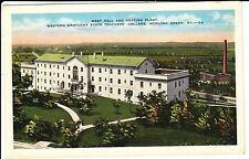 1920's West Hall & Heating Plant, Teachers' College in Bowling Green, KY PC
