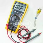 Digital Multimeter Thermometer Voltmeter Tester AC DC K Type Sensor Probe VC97 A