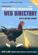 Incroyablement indispensable web directory, zietman, clive, new book