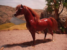 Breyer-modèle cheval-traditional-cheval-pam - proud Arabian Mare-Cust