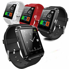 U8 Bluetooth Smart Wrist Watch Phone Mate For Android IOS Phones Hiking
