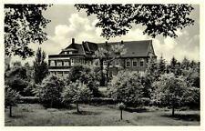 ORSOY bei Rheinberg Niederrhein alte AK ~1940/50 Partie am Marien-Hospital