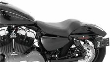 Mustang - 76570 - Tripper Solo Seat Harley Sportster 2.1/3.3 Gallon Tank 48-9127