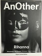 AnOther Magazine DIGITAL LIMITED ED RIHANNA Vol 2 Issue 1 SEALED