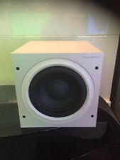 B&W ASW608 Subwoofer White