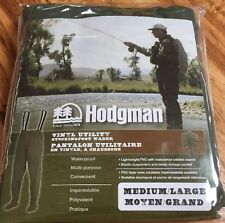 Hodgman Vinyl Utility Stocking Foot Waders Medium / Large