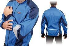 MASSI Windjack 100% WINDPROOF TECH XL Blauw