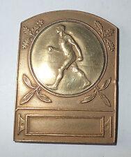 Medaille / plaque course randonné  (391J)