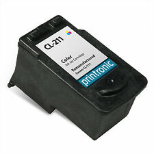 Color Canon CL-211 Ink Cartridge - PIXMA iP2700 MP250 MP490 MX330 MX410 Printer