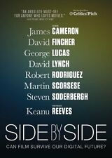 SIDE BY SIDE New Sealed DVD Keanu Reeves