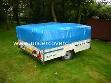Dandy Dart Folding Camper Waterproof Transit Cover Hand Made