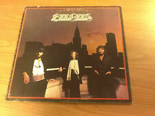 LP BEE GEES LIVING EYES RSO 2394 301  VG+/EX  ITALY PS 1981 GATEFOLD