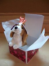 American Girl KIT'S DOG GRACE with Party Hat New In Box