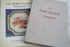 LA PORCELAINE FRANCAISE-NICOLE BALLU-PLANCHES-MASSIN