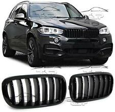 FRONT GRILLS BLACK FOR BMW X5 F15 FROM 2012 SPOILER BODY KIT NEW