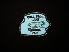 BOY SCOUT  BULL FROG LAKE TRAINING TRAIL PP        ILL