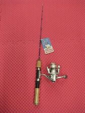"K & E  24"" SKANDIA PERCH AND PANFISH ICE ROD AND WHIP'R REEL COMBO  PNRC-24"